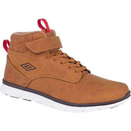 Chlapecká volnočasová obuv - Umbro JAGGY VELCRO - 1