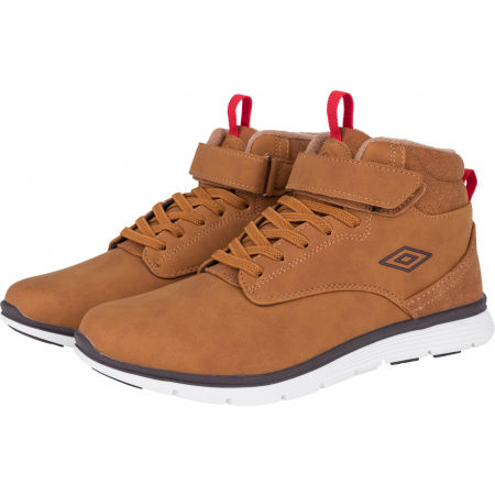 Chlapecká volnočasová obuv - Umbro JAGGY VELCRO - 2