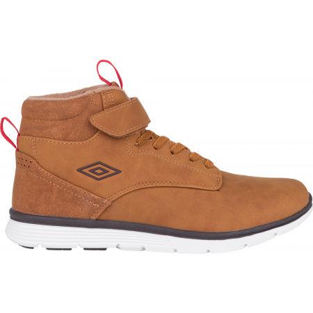 Chlapecká volnočasová obuv - Umbro JAGGY VELCRO - 3