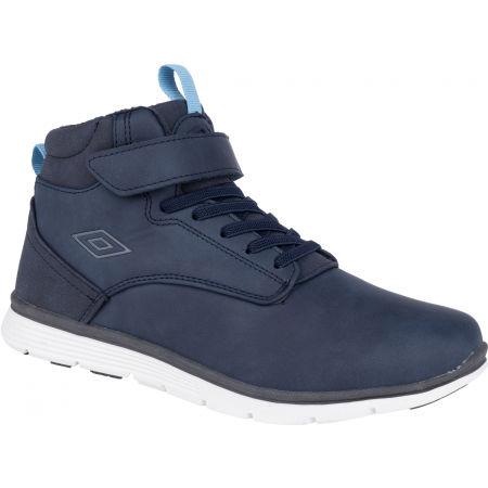 Umbro JAGGY VELCRO - Chlapčenská voľnočasová obuv