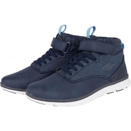 Chlapčenská voľnočasová obuv - Umbro JAGGY VELCRO - 2