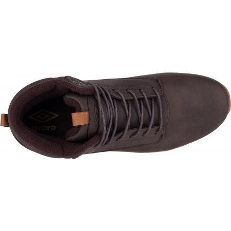 Chlapčenská voľnočasová obuv - Umbro JAGGY LACE - 5