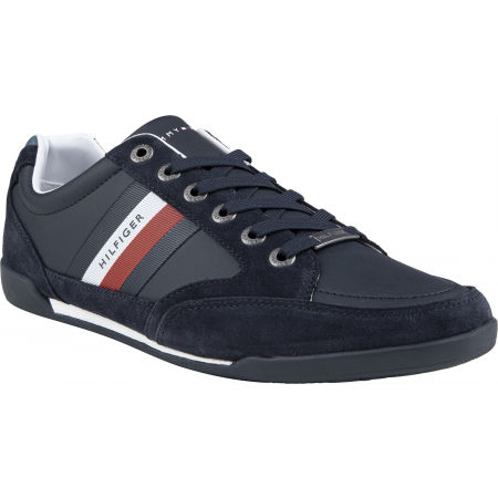Tommy Hilfiger CORPORATE MATERIAL MIX CUPSOLE - Men's sneakers