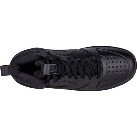 Kids' leisure shoes - Nike COURT BOROUGH MID 2 BOOT GS - 5