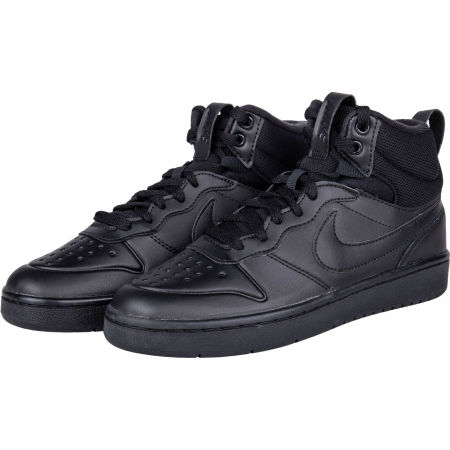 Kids' leisure shoes - Nike COURT BOROUGH MID 2 BOOT GS - 2