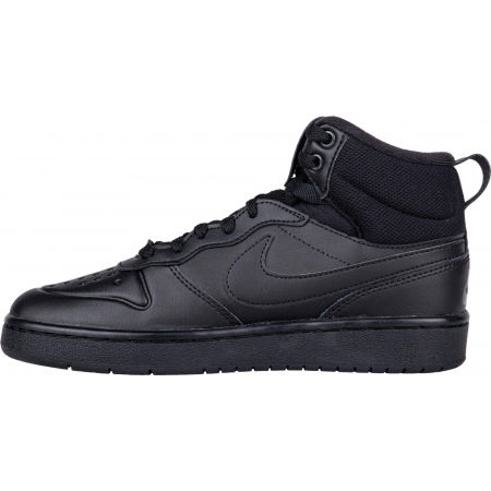 Kids' leisure shoes - Nike COURT BOROUGH MID 2 BOOT GS - 4
