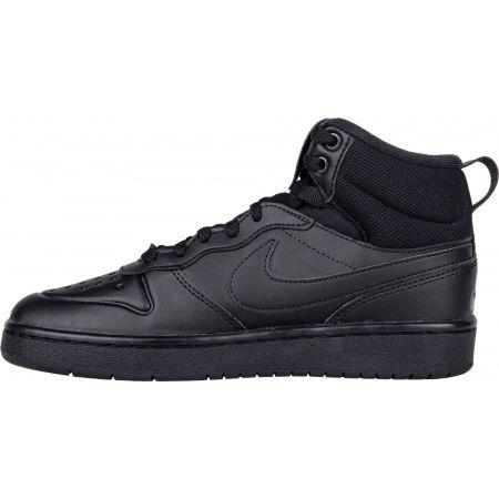 Obuwie miejskie dziecięce - Nike COURT BOROUGH MID 2 BOOT GS - 4