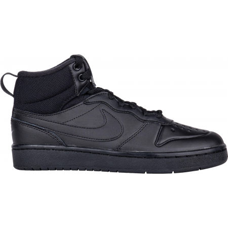 Kids' leisure shoes - Nike COURT BOROUGH MID 2 BOOT GS - 3