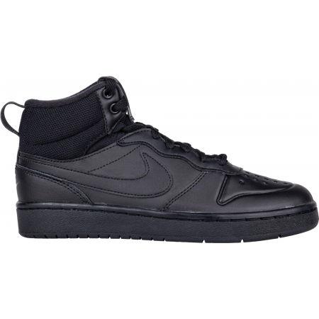 Obuwie miejskie dziecięce - Nike COURT BOROUGH MID 2 BOOT GS - 3