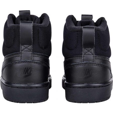 Kids' leisure shoes - Nike COURT BOROUGH MID 2 BOOT GS - 7