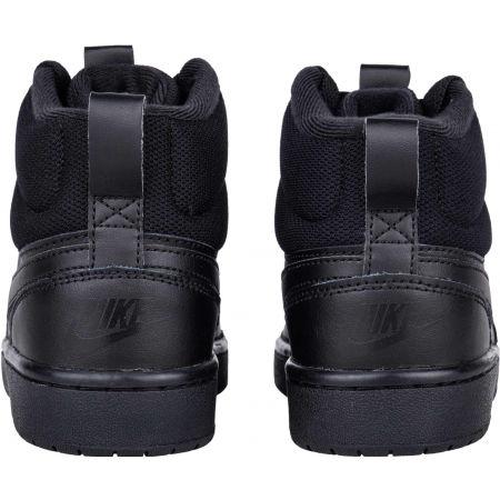 Obuwie miejskie dziecięce - Nike COURT BOROUGH MID 2 BOOT GS - 7