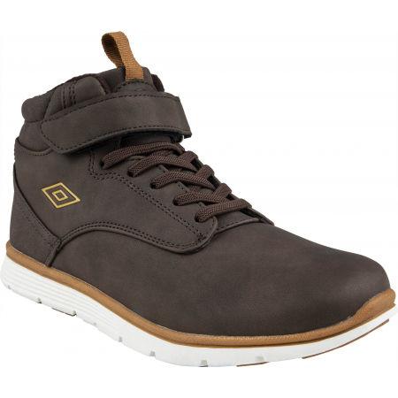 Chlapčenská voľnočasová obuv - Umbro JAGGY VELCRO - 1