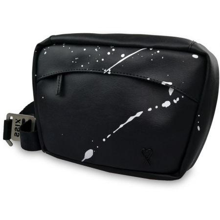 Dámská ledvinka - XISS SPLASHED BLACK - 2
