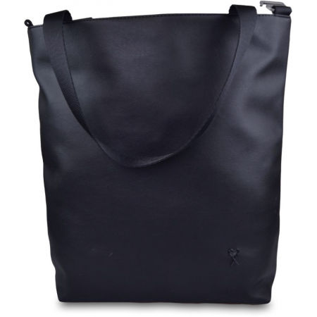 Women's handbag - XISS SIMPLY BLACK - 2