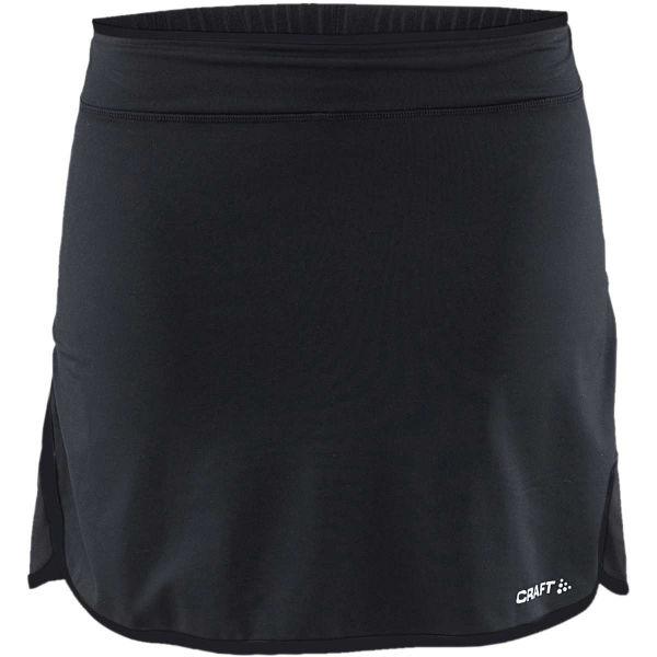Craft FREE SUKNE W černá M - Dámská cyklistická sukně