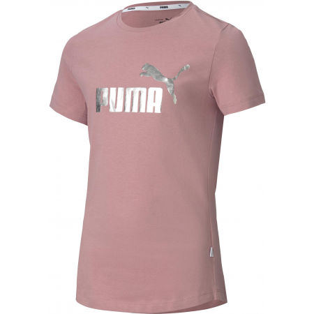 Dívčí triko - Puma ESS + TEE G - 1