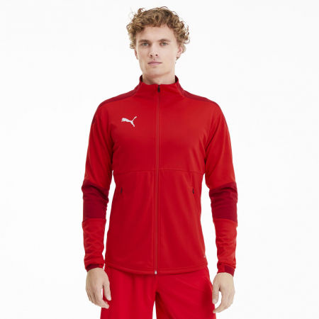 Men's sweatshirt - Puma TEAM FINAL 24 TRAINING JACKET - 3