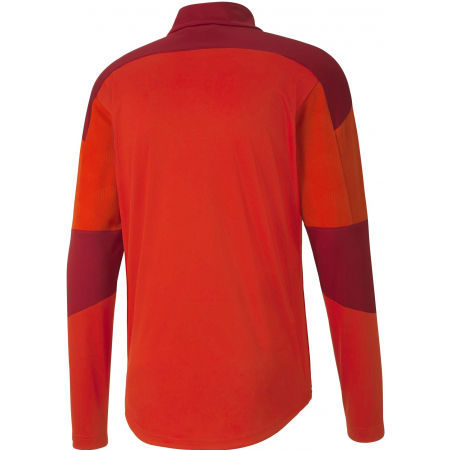Férfi pulóver - Puma TEAM FINAL 24 TRAINING RAIN TOP - 2