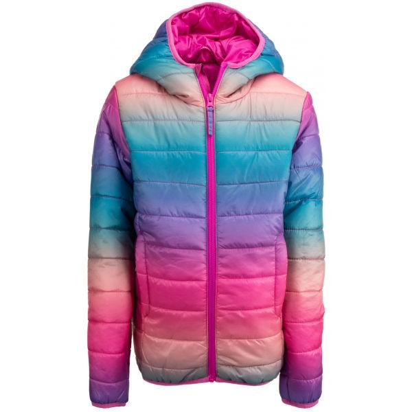 ALPINE PRO KRALO - Dievčenská lyžiarska bunda