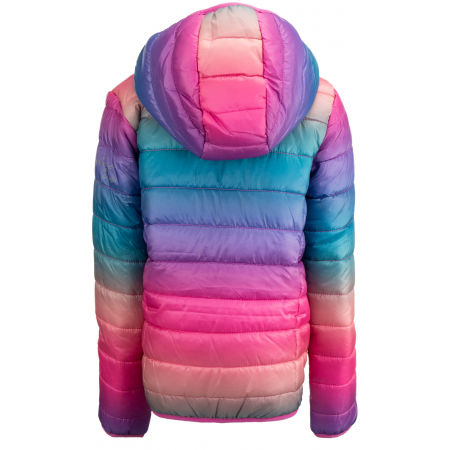 Girls' ski jacket - ALPINE PRO KRALO - 2