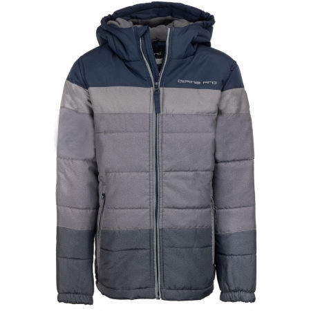 Boys' winter jacket - ALPINE PRO AGORO - 1