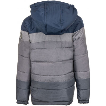 Boys' winter jacket - ALPINE PRO AGORO - 2