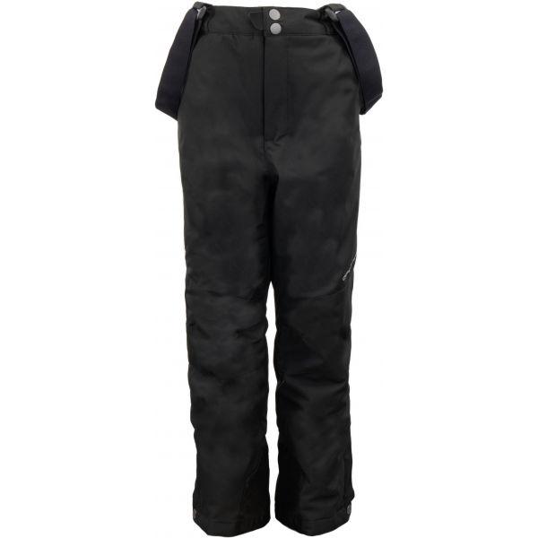 ALPINE PRO MEGGO - Detské lyžiarske nohavice