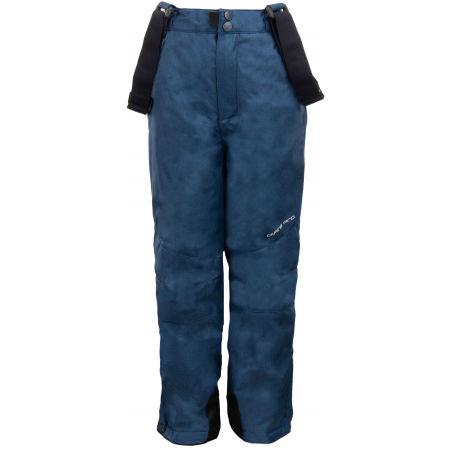 Kids ski pants - ALPINE PRO ERLO - 1