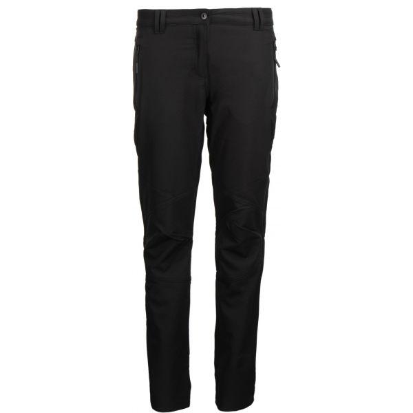 ALPINE PRO NINGALA - Dámske softshellové nohavice
