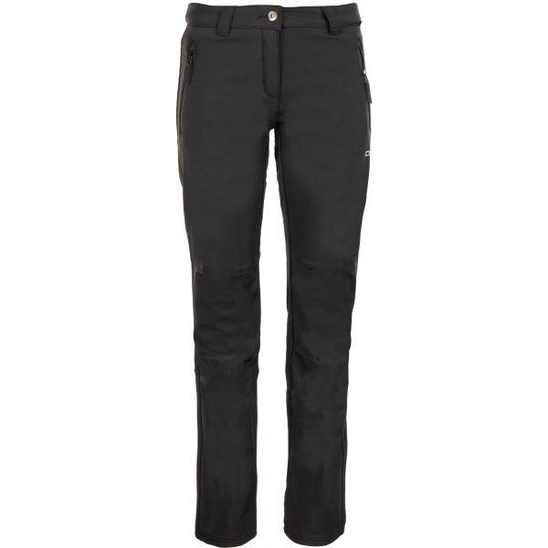 ALPINE PRO SUNA - Dámske softshellové nohavice