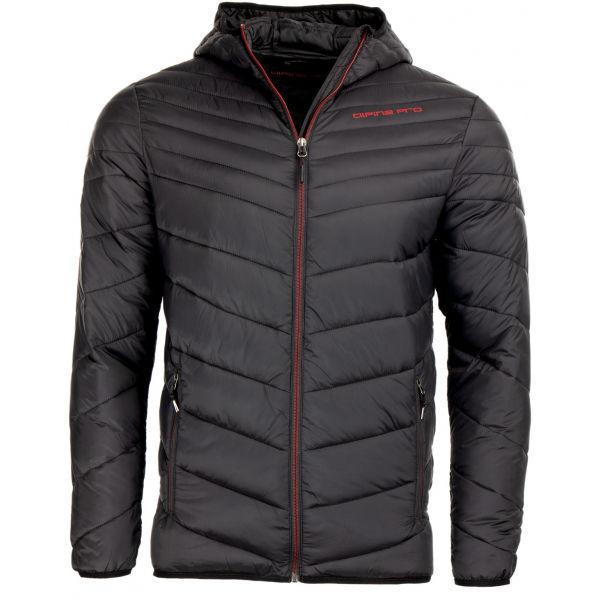 ALPINE PRO TAMAT - Pánska zimná bunda