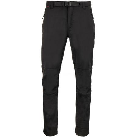 ALPINE PRO GUNNR - Pánské softshellové kalhoty