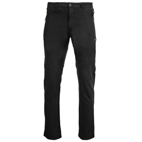 ALPINE PRO HEIRUN - Pánske softshellové nohavice