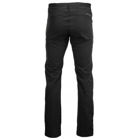 Spodnie softshell męskie - ALPINE PRO HEIRUN - 2