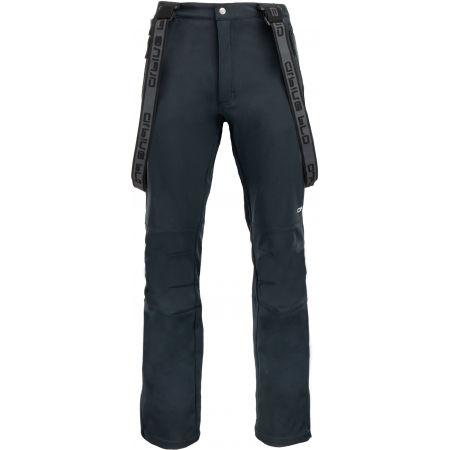 Men's ski pants - ALPINE PRO KERES - 1