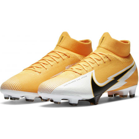Men's football boots - Nike MERCURIAL SUPERFLY 7 PRO FG - 3