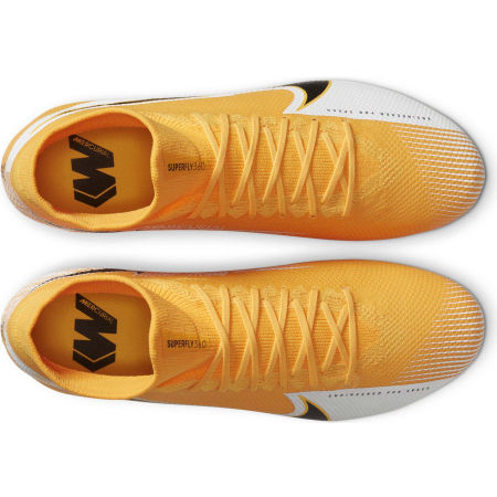 Men's football boots - Nike MERCURIAL SUPERFLY 7 PRO FG - 4