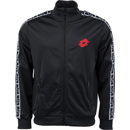 Lotto ATHLETICA CLASSIC II SWEAT FZ PL - Мъжки суитшърт