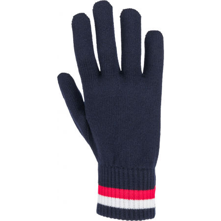 Tommy Hilfiger CORPORATE GLOVES - Pánske rukavice