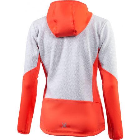 Women's outdoor hoodie - Klimatex DARIEL - 2