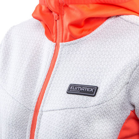 Women's outdoor hoodie - Klimatex DARIEL - 3