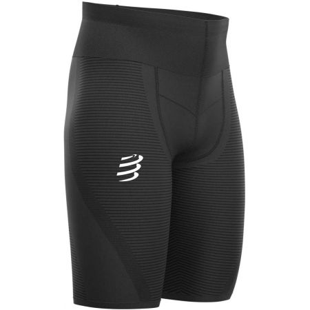 Compressport OXYGEN UNDER CONTROL SHORT - Spodenki kompresyjne do biegania męskie