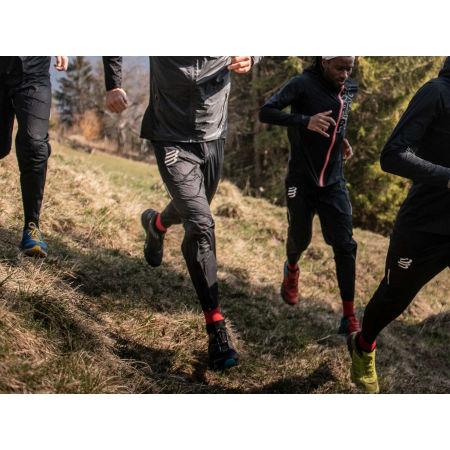 Мъжки лин за бягане - Compressport HURRICANE WATERPROOF 10/10 - 5