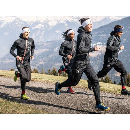 Мъжки лин за бягане - Compressport HURRICANE WATERPROOF 10/10 - 7