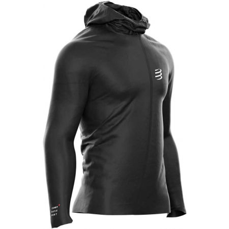 Compressport HURRICANE WATERPROOF 10/10 JACKET - Мъжко  яке за бягане