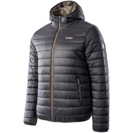 Men's quilted jacket - Hi-Tec NISOR II - 3