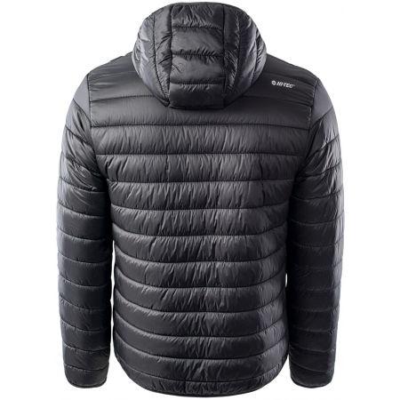 Men's quilted jacket - Hi-Tec NISOR II - 2
