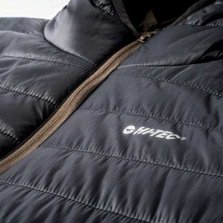 Men's quilted jacket - Hi-Tec NISOR II - 4