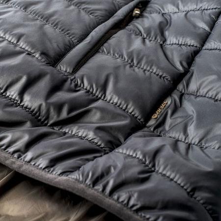 Men's quilted jacket - Hi-Tec NISOR II - 5