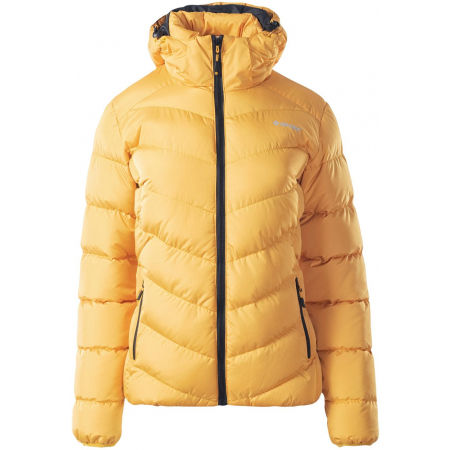 Women's quilted jacket - Hi-Tec LADY FISA - 1